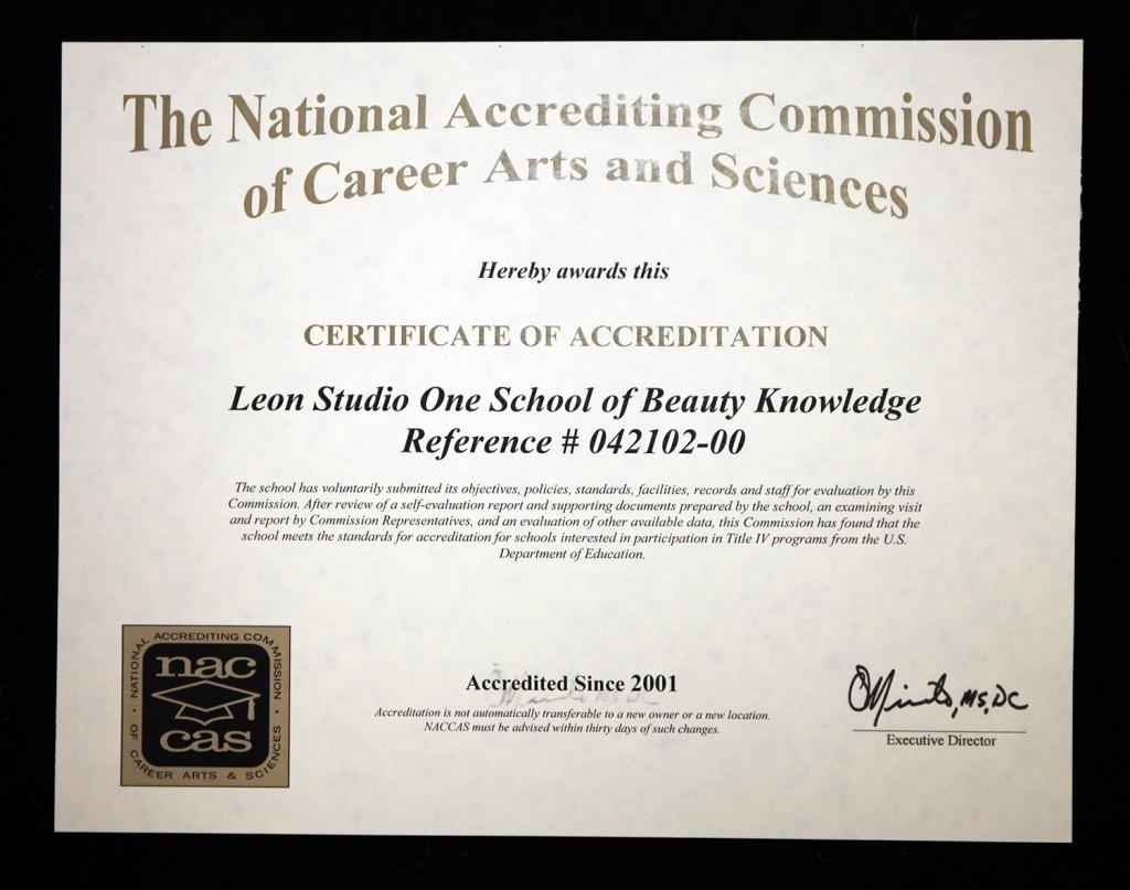 Accreditation (2)